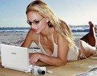 ASUS Atom Eee stylowy laptop UMPC