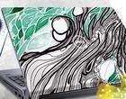 artystyczny Dell laptop Mika Ming Studio 15 Studio 17