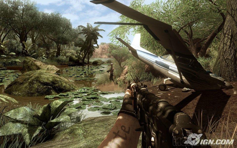 XBOX360 Far Cry 2 (2008) полное издание/Region Free/RUS.