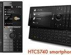 HSDPA HTC klawiatura qwerty smartfon