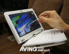 Intel Atom Kohjinsha tablet UMPC W130 Z520