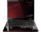 Core 2 Quad Q9100 GeForce 9800M GTS laptop dla gracza Packard Bell iPower GX
