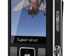 12Mpix 8Mpix Cyber-shot fotografia Sony Ericsson technologia