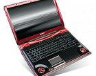 Core 2 Extreme Quad QX9300 GeForce 9800M GTS laptop dla gracza Toshiba X305