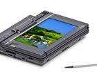 Fujitsu Lifebook U820 GPS Intel Atom netbook tablet UMPC