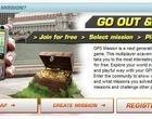 GPS GPS Mission Gry Orbster podróże rozrywka System