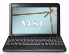 Intel Atom MSI Wind U120 netbook UMPC