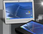 ekran dotykowy Intel Atom netbook UMPC