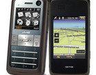 ekran dotykowy GPS Mio podróże smartfon