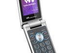 flip klapka muzyka PMP Sony Ericsson telefon muzyczny