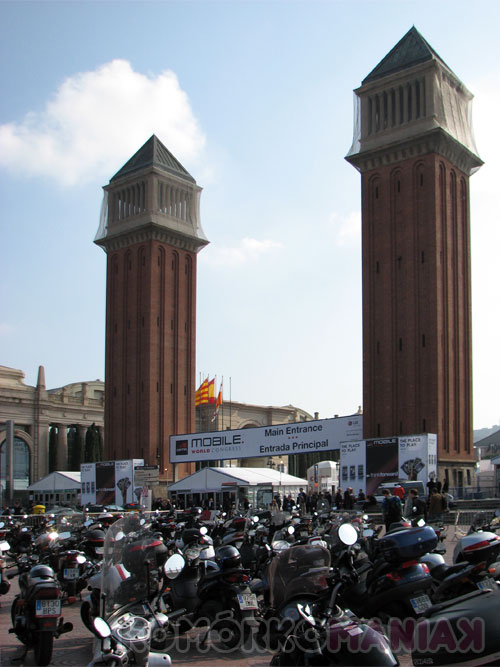 MWC Mobile World Congress Barcelona 2009
