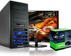 AMD ATI Radeon CrossfireX Desktopy GeForce 3D Vision Intel Core i7 MAINGEAR Prelude 2 Nvidia