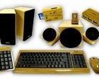 Akcesoria ASUS bambudowe akcesoria bambusowy laptop klawiatura Micro Innovations