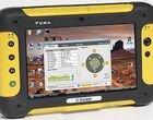 810F dysk SSD Glacier Everest E4000 GPS Intel Atom N270 IP67 Mobile Duras 8404 TabletPC Trimble Yuma wytrzymałość