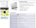 ASUS Asus Eee Box 206 Asus Eee Box B208 ATI Radeon HD 4350 CeBit 2009 Desktopy EEE Box Eee Online Storage intel atom 330 nettop