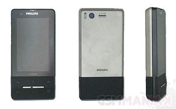 philips-xenium-x810