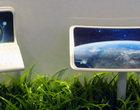 designer EOS Phone kobieta koncepcyjny Kyocera