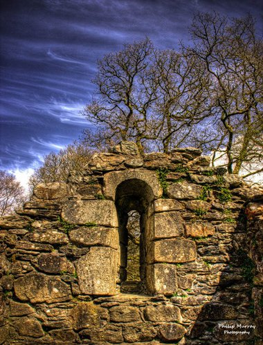 Philip Murray - Church Ruins