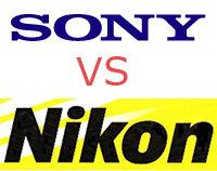 sony-vs-nikon-logo