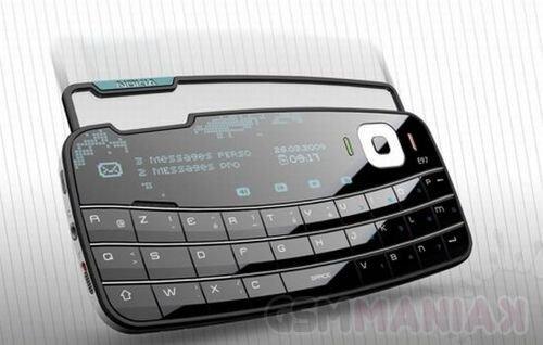 Nokia E97