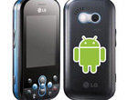 klawiatura qwerty LG smartfon