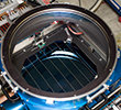 Gigapixel Camera for Pan-STARRS telescope