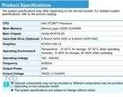 Intel Atom netbook NVIDIA Ion UMPC