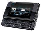 ekran dotykowy klawiatura qwerty Maemo smartfon tablet TI OMAP 3430