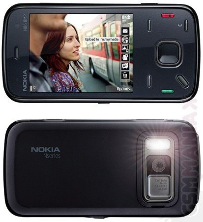 nokia-n86-8mp-black