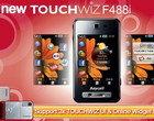 3G ekran dotykowy TouchWiz