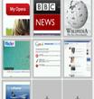 ekran dotykowy Opera Mini Opera Turbo smartfon Windows Mobile