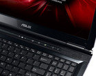 Asus ROG XG Blu-ray Intel Core i7-720QM Intel Turbo Boost laptop dla gracza Nvidia 3D Vision NVIDIA GeForce GTS 360M
