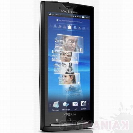 telefon z Androidem kupić? iPhone 3GS czy Sony Ericsson Xperia X10