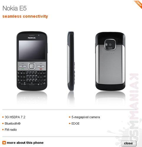 nokia-e5-orange-uk
