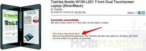 amazon-toshiba-libretto-w105-l251-sold-out-540x190
