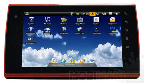 DreamBook ePad N7