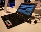 dwa ekrany Google Android 2.1 IFA 2010 nVidia Tegra 250 smartbook