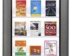 dotykowy ekran e-book Google Android OS microSD