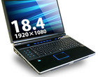 ATI Mobility Radeon HD 5870 Blu-ray Intel Core i7-940XM laptop dla gracza Nvidia GeForce GTX 480M