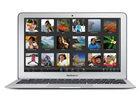 Intel Core 2 Duo Mac OS X MacBook Air Nvidia GeForce 320M Snow Leopard ultracienki laptop Vobis