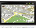 Google Maps mapy Nawigacja