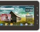 3G AMD Z430 dotykowy ekran ekran pojemnościowy Freescale iMX515 GPS multi-touch NAND Flash