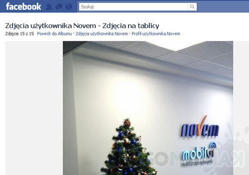 novem-choinka