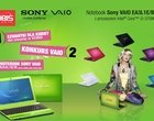 ATI Mobility Radeon HD 5470 Intel Core i3 Intel Core i5 NVidia GeForce GT 425M Sony Vaio EA Sony Vaio F Vobis