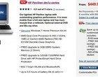 AMD E-350 AMD Fusion AMD Radeon HD 6310 AMD Zacate APU HP Pavilion pojemna bateria Sub-notebook