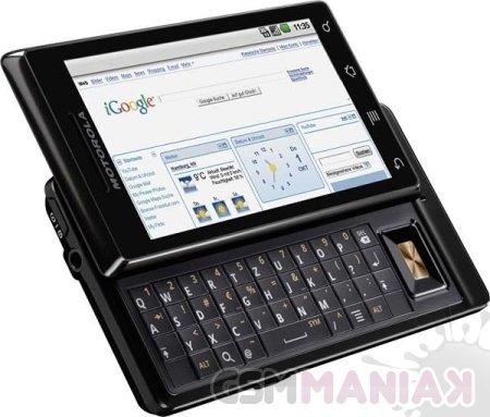Motorola Milestone/fot. Motorola
