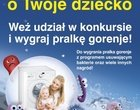 Paragony zbieraj, nagrody odbieraj - konkurs Gorenje i Bay Collection