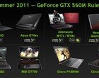 Computex 2011 DirectX 11 Nvidia GeForce GT 520MX Nvidia GeForce GTX 560M nVidia Optimus