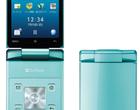 3D clamshell telefon z klapką
