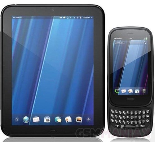 HP TouchPad i Pre 3
